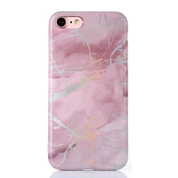 Marmor - iPhone 8 Rosa