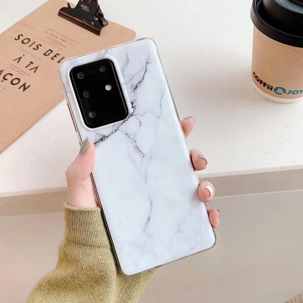 Samsung Galaxy S20 | Marmorskal  Vit