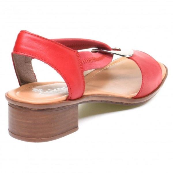 Elegant Rosso Sandals Pink 5