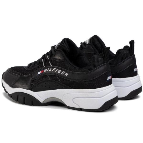 Heritage Tommy Jeans Runner Sneakers Black 10.5