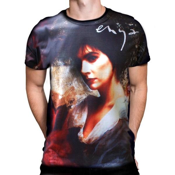 Born2Rock - Enya - Watermark - T-Shirt XXXL