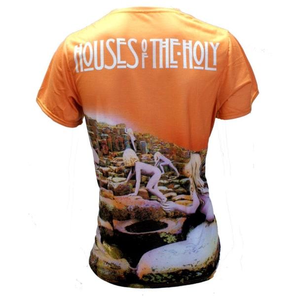 Born2Rock - HOUSES OF ZEPPELIN -  Mens T-Shirt 6XL