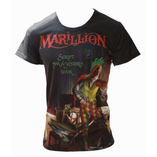 BORN2ROCK - MARILLION - Script For A Jester's Tear M