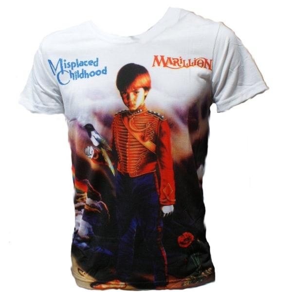 Born2Rock - MISPLACED CHILDHOOD - Marillion T-Shirt 6XL