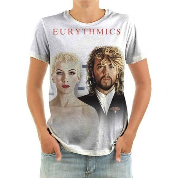 Born2Rock - REVENGE - Eurythmics T-Shirt 3XL