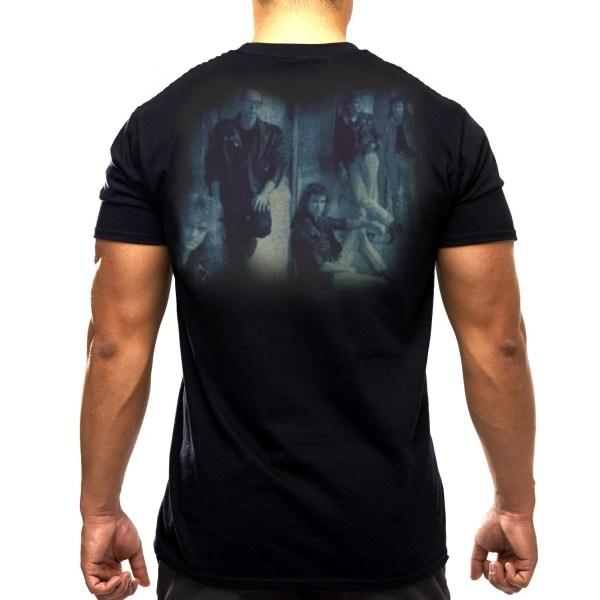 Born2Rock - TOUGH IT OUT - FM Men's T-Shirt M / Black