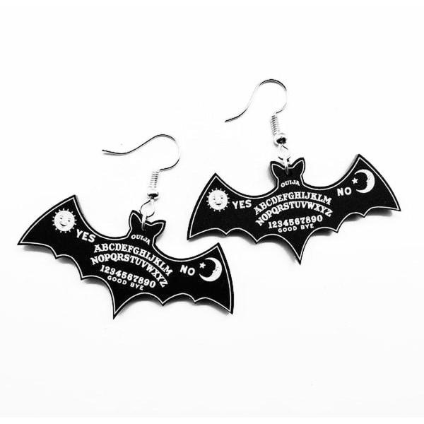 Curiology - OUIJA BAT - Earrings