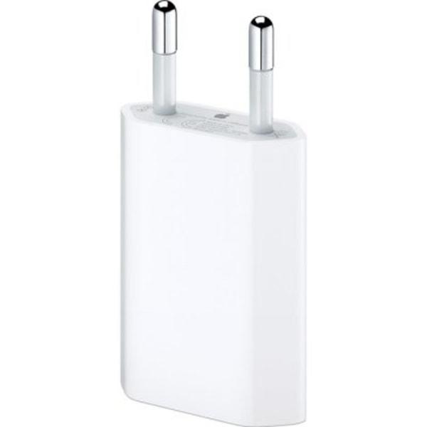 Apple USB-strömadapter OriginalMD813ZM/A för iPhone/iPad/ipod 5W