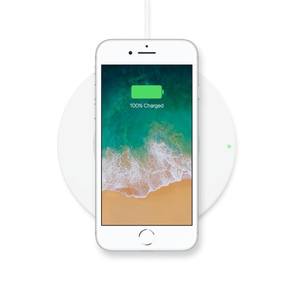 Belkin Boost-Up Trådlös/Qi Laddningsplatta till iPhone