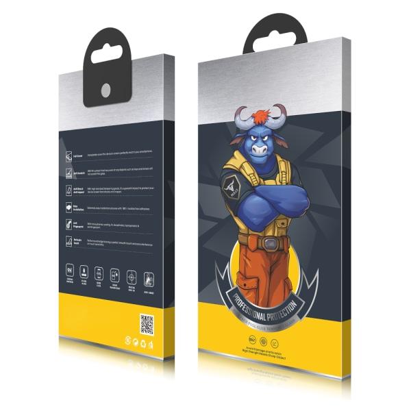 Bulls Premium 5D Skärmskydd iPhone 7 / 8 - Svart