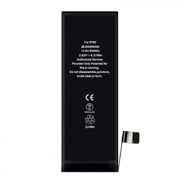 iPhone SE Batteri Högsta kvalité - CE-märkning.