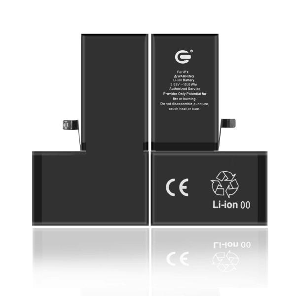 iPhone X Batterikit Komplett - Högsta kvalitet