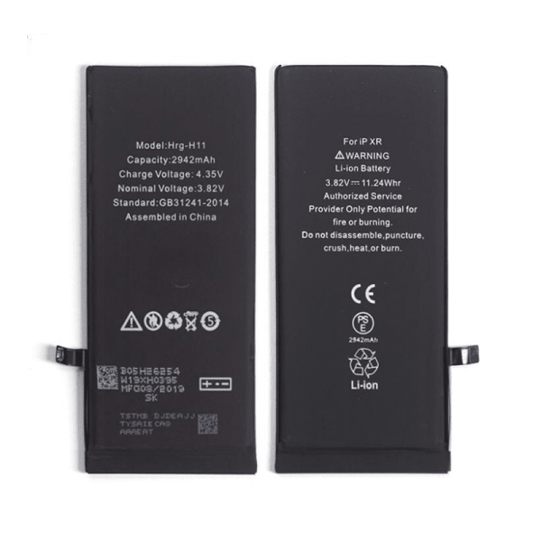 iPhone XR Batteri 2942mAh