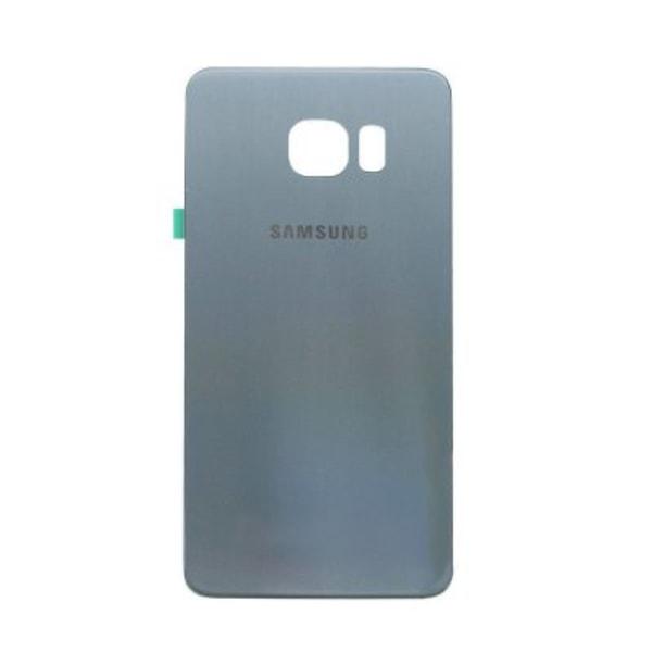 Samsung Galaxy S6 Edge+ Baksida Batterilucka Silver