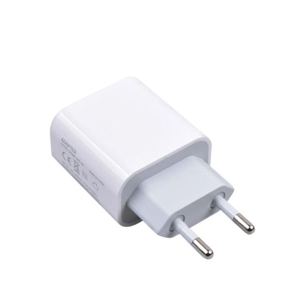 iPhone laddare för Apple 11/12 USB-C strömadapter 18W PD Vit Vit