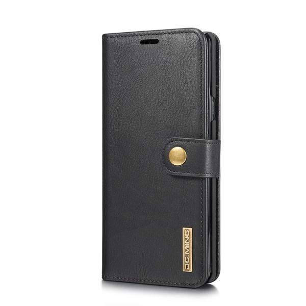 DG.MING för Galaxy Note 9 - Plånboksfodral med magnetskal