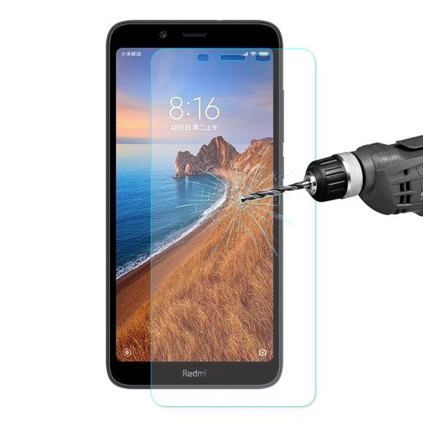 Enkay Displayskydd för Xiaomi Redmi 7A - Av härdat glas 9H