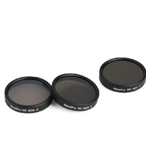 Haida NanoPro ND-filter (3 i 1) för DJI Inspire 1 / Osmo