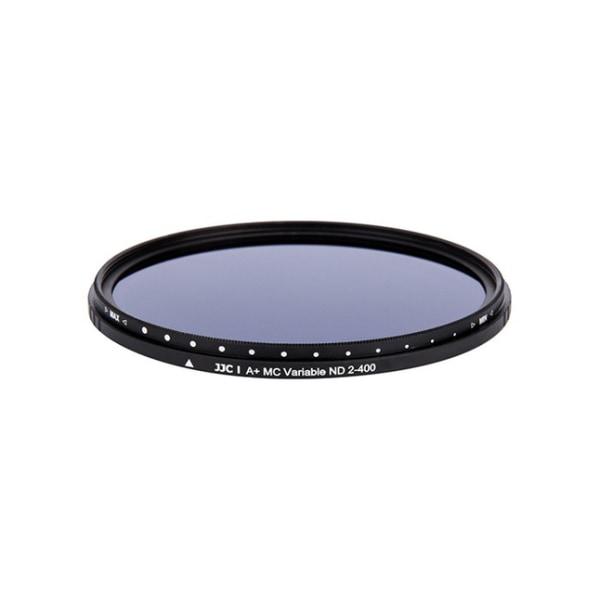 JJC  52mm Variabelt ND-filter ND2-ND400 med Multicoating 82mm