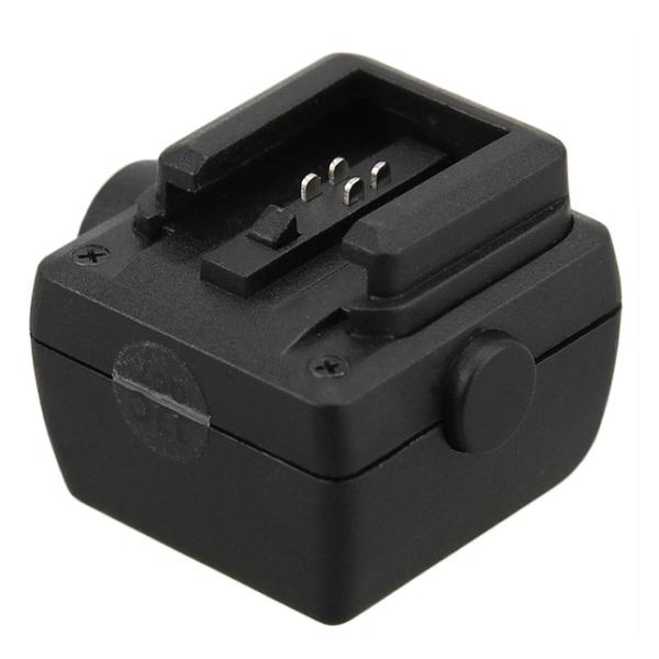 JJC Blixtskoadapter för Sony - Standard ISO & Synk