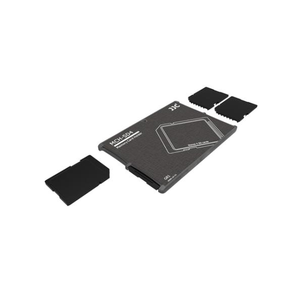 JJC Minneskorthållare 4xSD