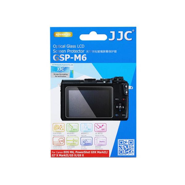 JJC Skärmskydd Optisk glas 9H för Canon  EOS M6