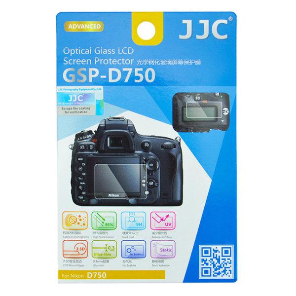 JJC Skärmskydd Optisk glas 9H för Nikon d750