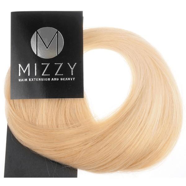 Mizzy Classic Dip Dye äkta löshår clip-on #20T60