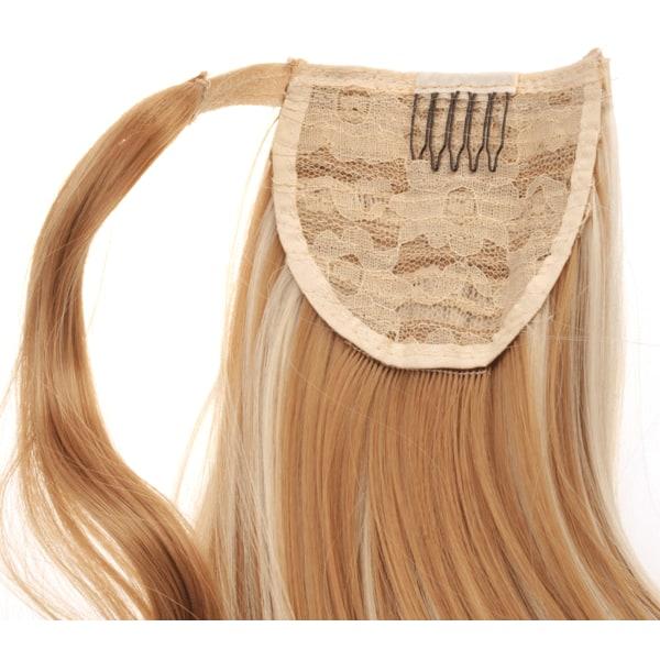 Mizzy hästsvans rak - Brun & Blond #27/613