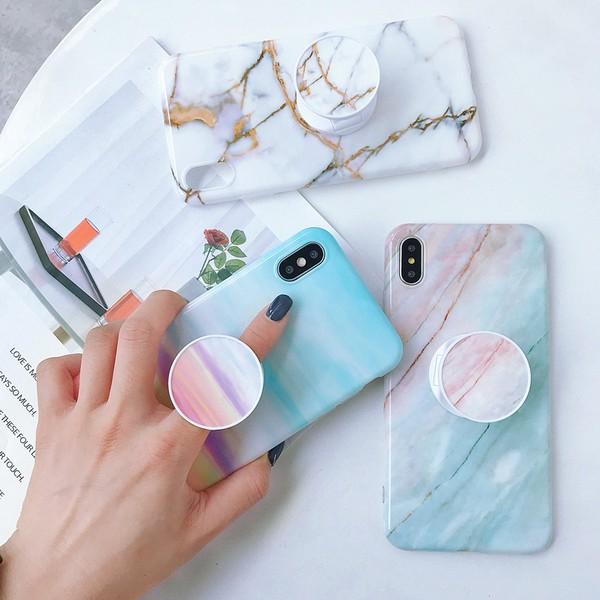 Mjukskal med grepp för Iphone XR