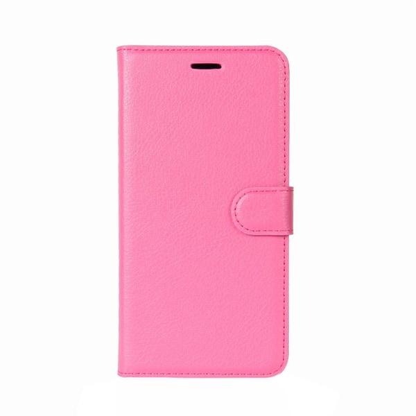 Plånboksfodral för Huawei P20 Pro Magenta