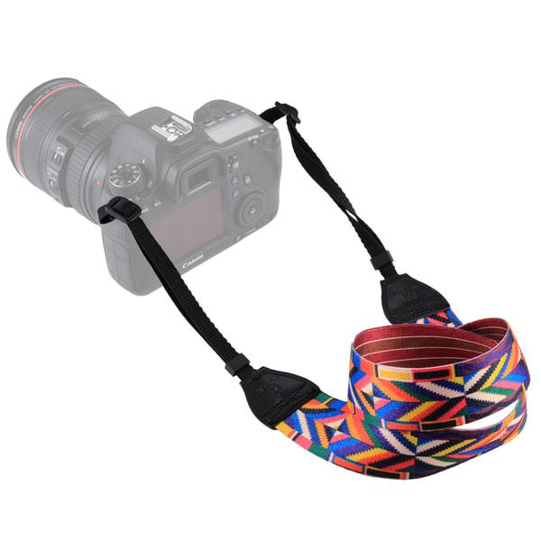 Puluz Kamerarem - Flerfärgat mönster