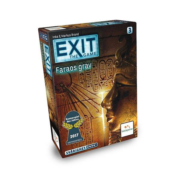 Exit: The Game – Faraos Grav (SE)