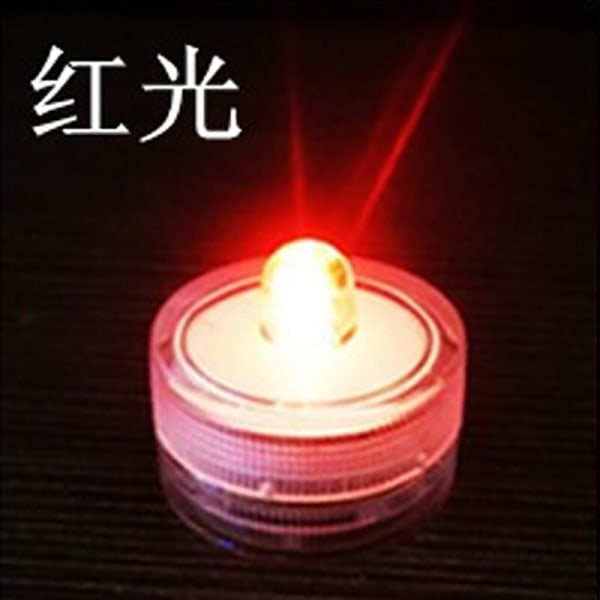 12st LED-lampor Flameless Candles Dekorlampa Batteridriven