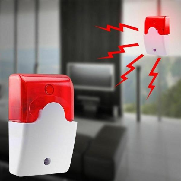 12v burglar alarm system for GSM home security alarm
