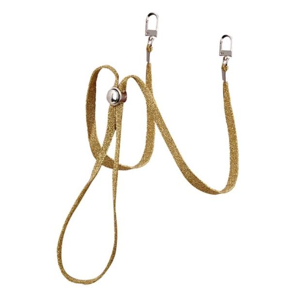 Justerbar Blinkande hängande halsmask för att förhindra reptappning