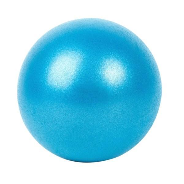 Anti-Pressure Explosion-Proof 25 CM Diamete Training Yoga Ball Pink