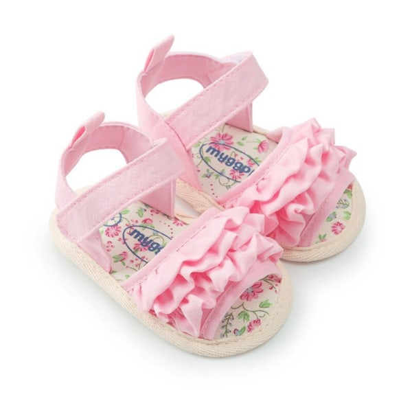 Baby Girl Soft Sole Anti-slip Sandals Shoes