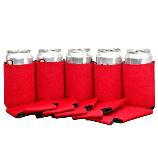 Diving Material Coke Cup Holder Beer Cooler white