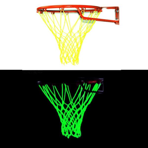 Glowing Light Luminous Basketball Net Purple