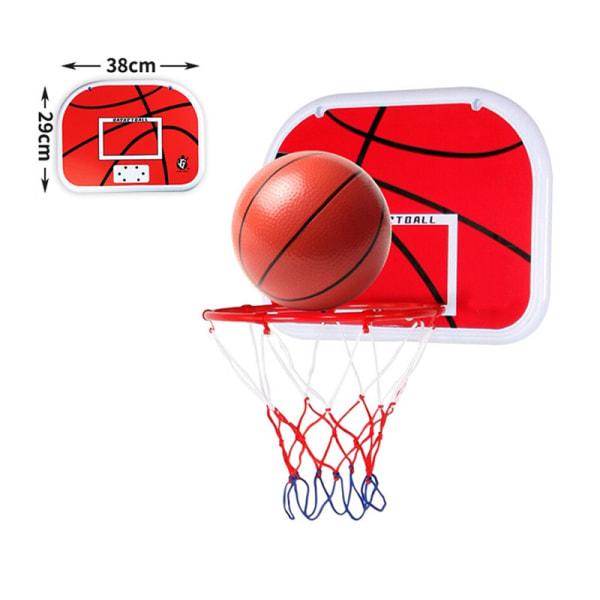 Hanging Basketball Hoop Indoor Mini Basketball Toy Set M