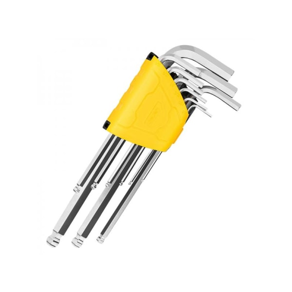 Imperial Hex Key 9-Set Of Hexagon Socket Wrench Hand Tools