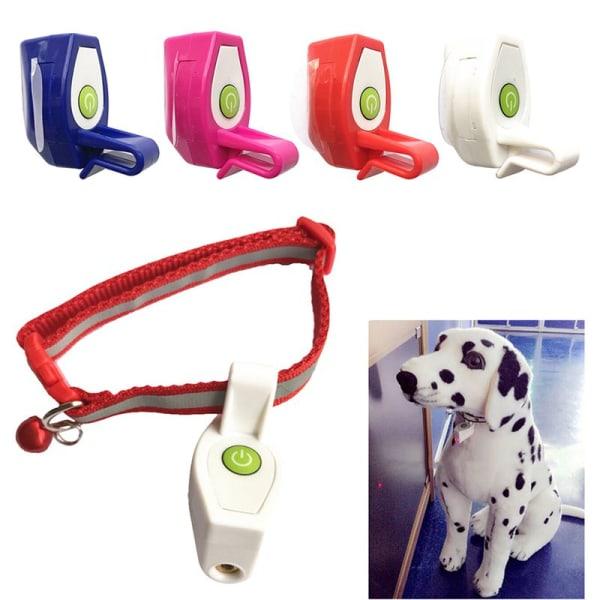 Mini-laser kattleksak för hundar Inga krage husdjursträningstillbehör