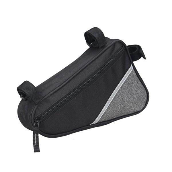 Mountain Bike Frame Bag Triangle Reflekterande Large Capacity Bags
