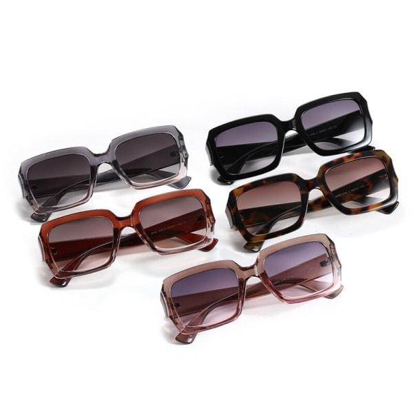Polariserade stora solglasögon UV400