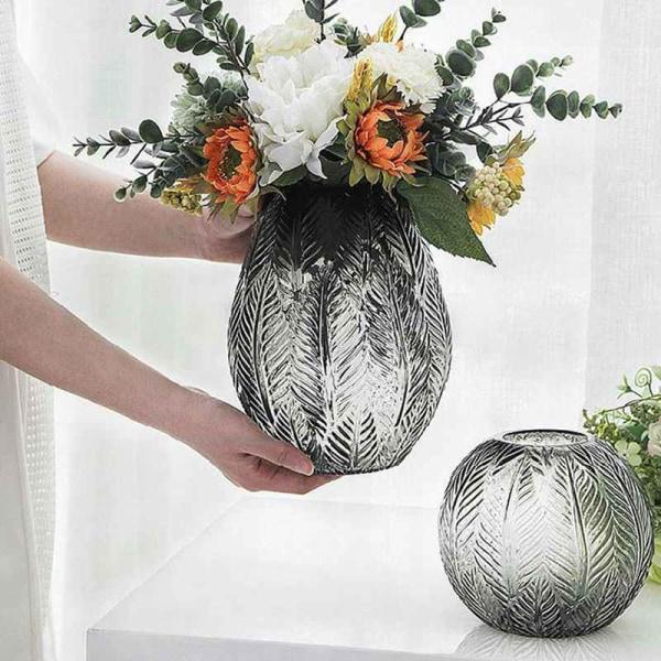 Sfäriskt hantverk för blomvaser för blomsterarrangemang