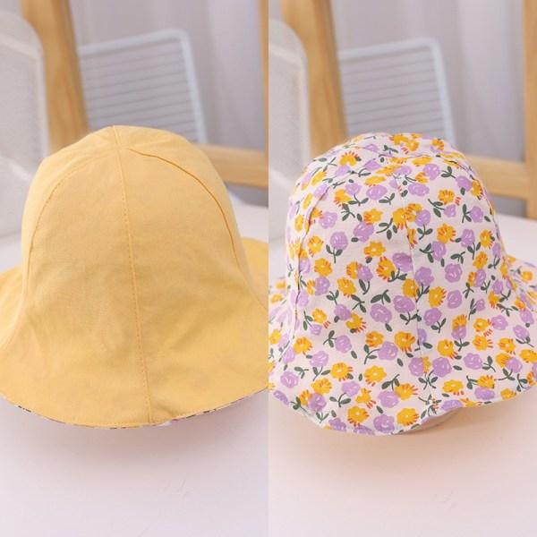 Småbarn Sun Hat Spädbarn Pojkar Flickor Dubbelsida