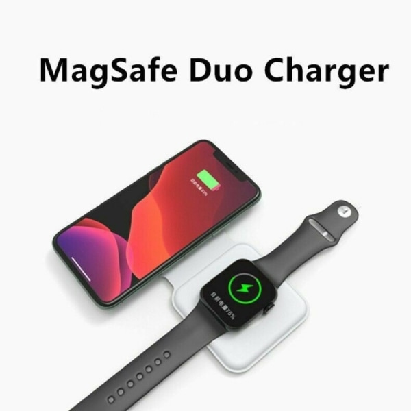 Wireless Mat Cradle Magnetic Charger For IPhone 12 series
