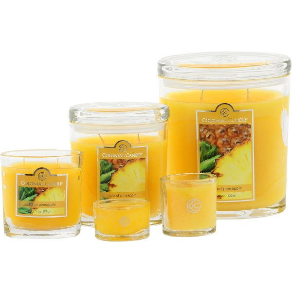 Colonial Candle M - Pineapple