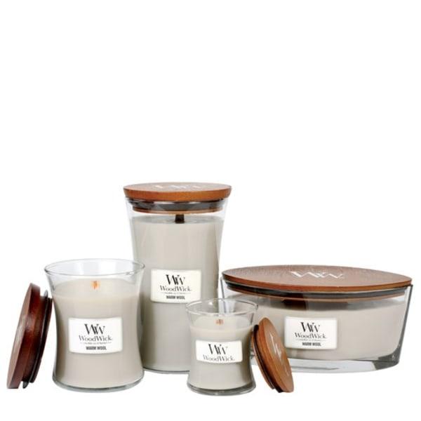 WoodWick Medium- Warm Wool (120x98 mm)